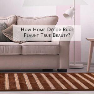 home décor rugs