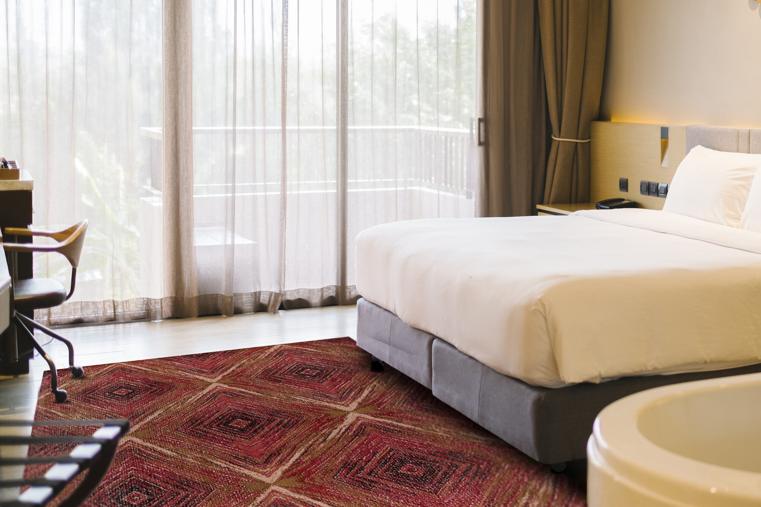 How to choose the best hotel rugs for your hospitality space?