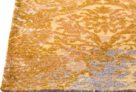 Nile Austin Rust/Grey Area Rug Carpet