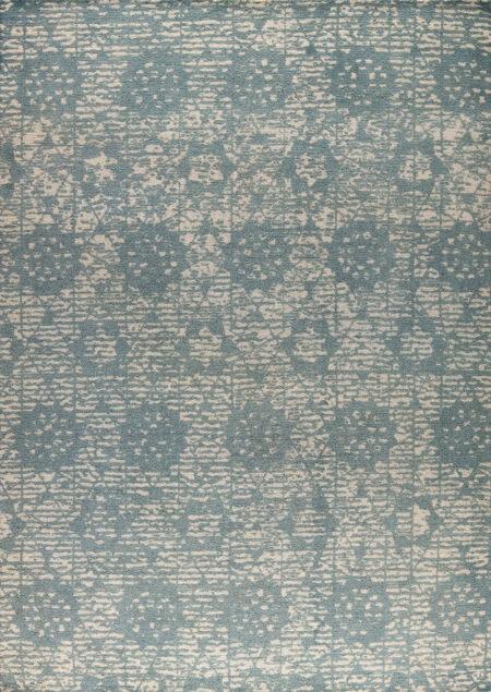 Mariam Baltimore Light Blue Area Rug Carpet