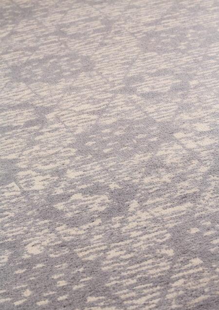 Mariam Baltimore Silver Area Rug Carpet