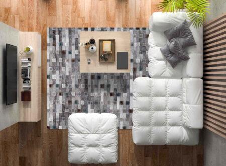 Rio Canopus Natural/Multi Area Rug Carpet