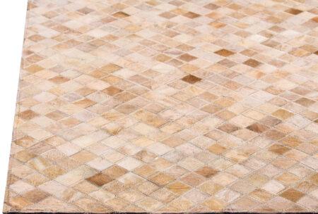 Gau Chess Beige Area Rug Carpet