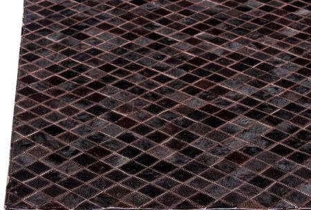 Gau Chess Black Area Rug Carpet