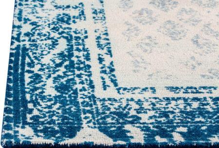Mariam Corona Blue Area Rug Carpet