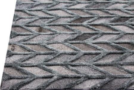 Rio Gamma Grey/Green Area Rug Carpet