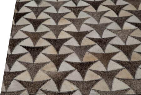 Gau Heka Grey/White Area Rug Carpet