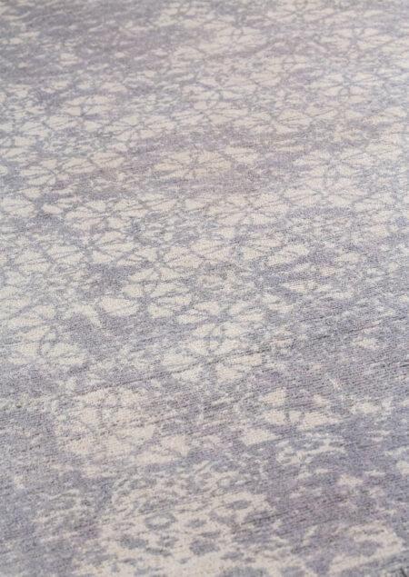 Mariam Houston Silver Area Rug Carpet