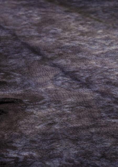 Jalwa-2 Charcoal Vintage Area Rug Carpet