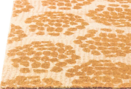 Mariam Midland Beige/Orange Area Rug Carpet