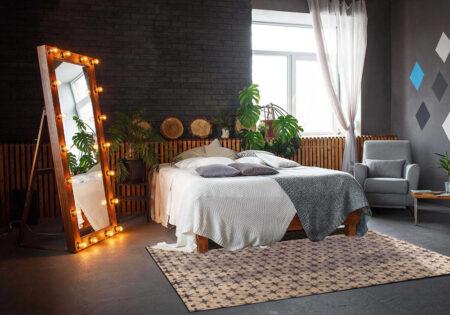 Mariam Modesto Beige/Grey Area Rug Carpet