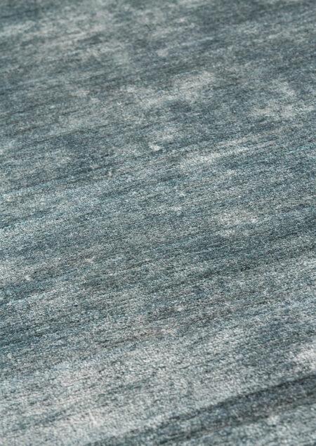Bamboo Platinum Aqua Area Rug Carpet