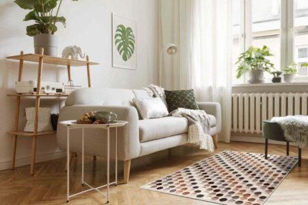 Pico Smarties Natural/Multi Area Rug Carpet