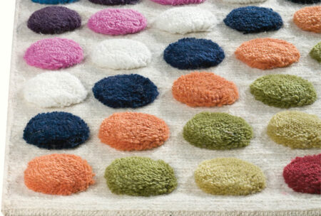 Pico Smarties White/Multi Area Rug Carpet