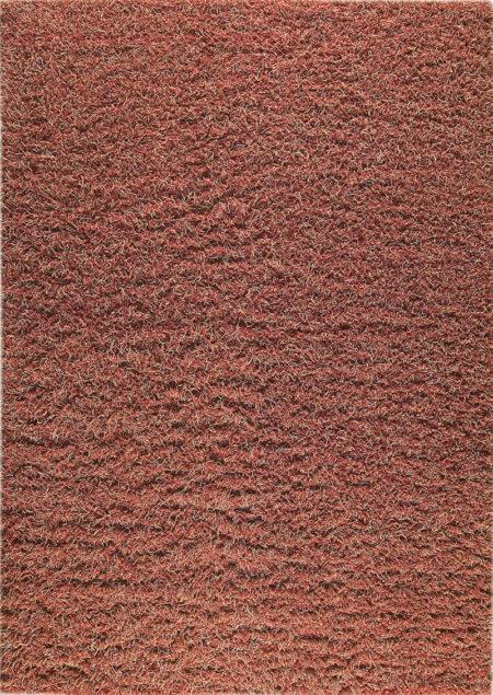 Feel Tokyo Red/Orange Area Rug Carpet