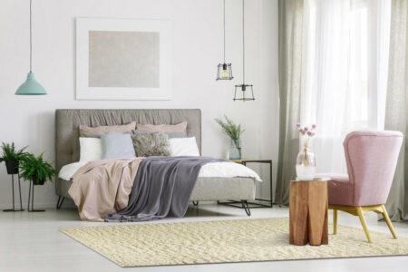 Feel Tokyo White Area Rug Carpet