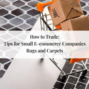 small E-commerce Companies rugs and carpets