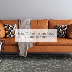 Hand-Tufted Custom Rug