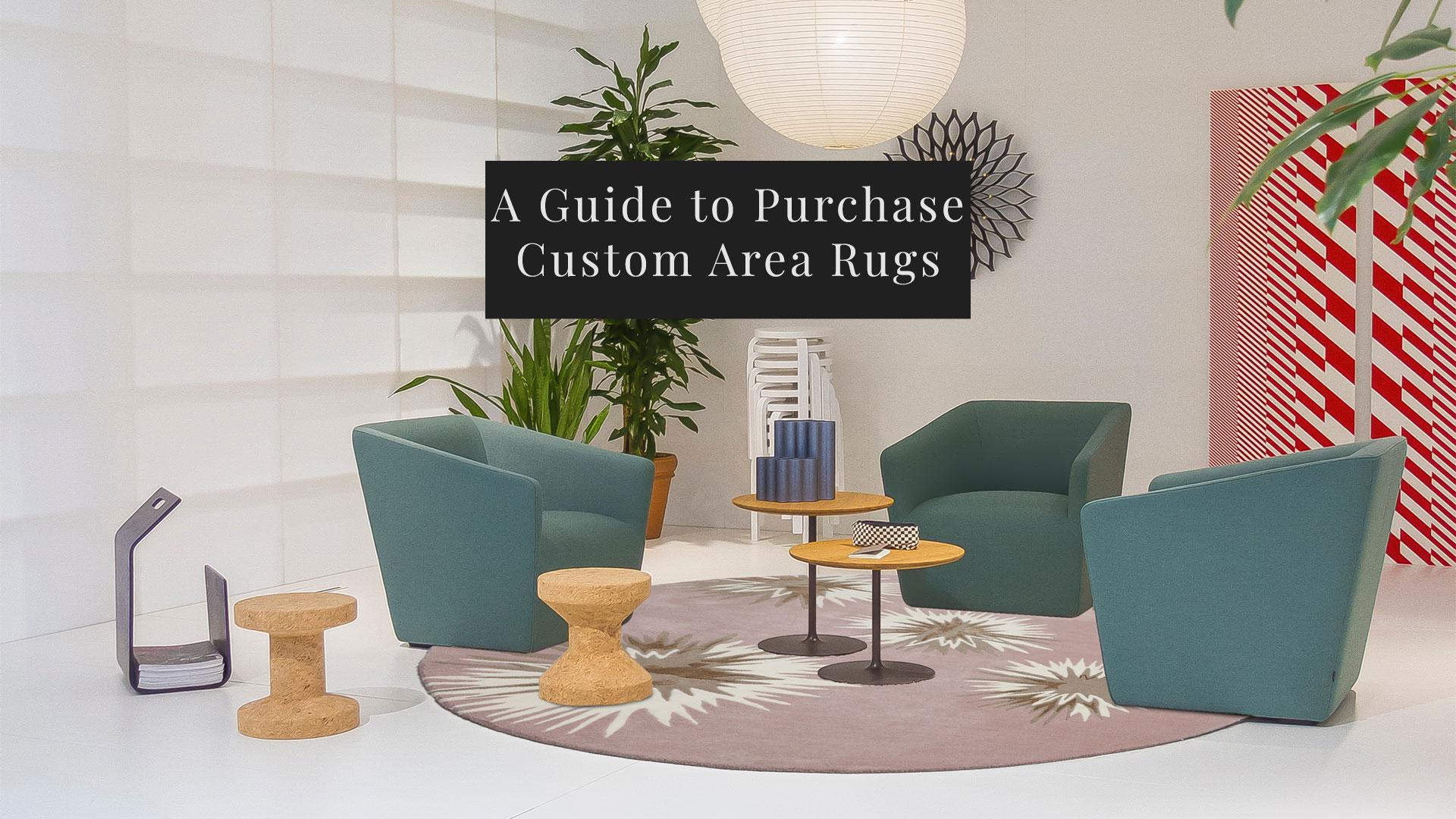 Custom Area Rugs